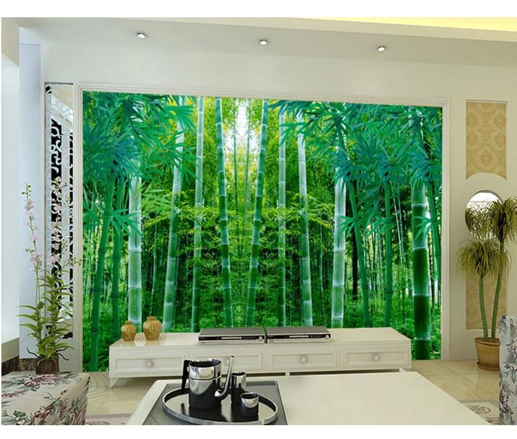 77 Koleksi Gambar Pemandangan Hutan Bambu Terbaru