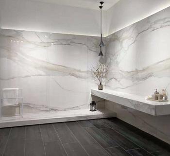 مصنع توريد بلاط جدران رخام أبيض طبيعي لتزيين الحمام Buy بلاط رخامي أبيض كسوة حائط للحمام من الرخام الأبيض رخام أبيض طبيعي Product On Alibaba Com