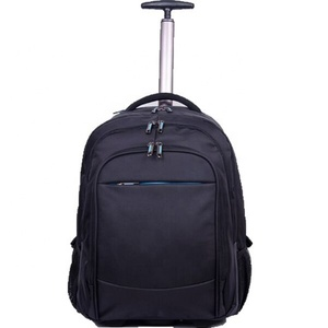 School Rolling Day Pack Backpack with Laptop Compartment (ESC-L004)