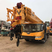 Used Chinese XCMG Brand QY50K 50t China made XCMG 70t Used Truck Crane/ XCMG Mobile Tadano 50t Crane