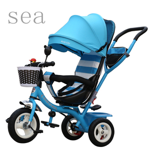 steel frame new model kids toy tricycles bike/steel plastic tricycle kids bike/sunshade tricycle for children