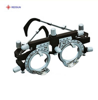 China optical instrument plastic optical Trial frame