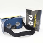 High Quality Custom Printed PrivateLabel Logo 3D Secure Google vr Cardboard Box for Event Gifts