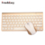 Wireless Mouse And Keyboard Combo With Bluetooth Reception For Laptop
