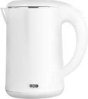 Giftforall hotel luxury 1.2L double layer Anti-hot electric kettle