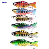 10cm 15.8g Wobblers Fishing Lure Crankbait Swimbait Fish Lure Isca Artificial Bait With Hook Fishing Tackle