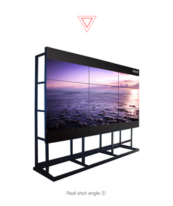 A+ Screen 47 Inch LCD Display Wall with Super Narrow Bezel 4.9mm