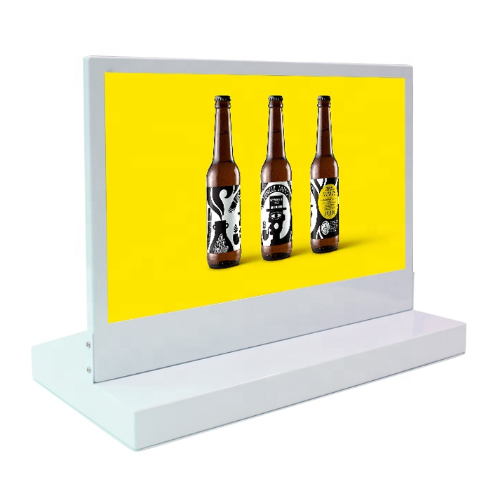 Refee 15.6 inch retail display video schermen android digital signage tafel stand voor merk winkels adidas
