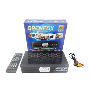 Openfox DVB-T2 digital pvr recorder h 256 hevc satellite receiver