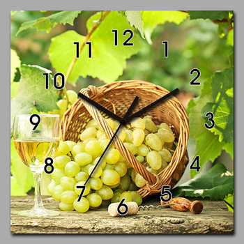 Fruits Cuisine Design Moderne Horloges Murales Buy Horloges