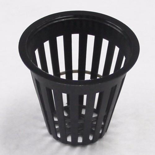 2 אינץ פלסטיק נטו סיר הידרופוני גידול צמח רשת נטו סיר