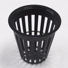 2 inch plastic net pot Hydroponic Growing plant mesh net pot