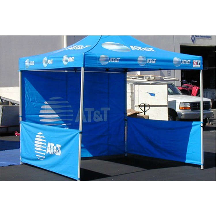 Custom Printed 10x10 10x20 outdoor tent events canopy tent for Trade Show
