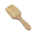 Natural Color 2018 Selling Golden Wood Boar Hair Long Handle Brush Steel Metal And Wooden Pin