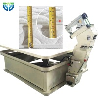 mattress overlock tape edge sewing machine