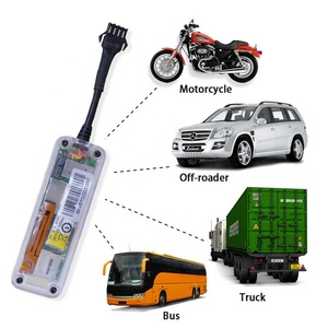 Waterproof Car Vehicle Motorcycle GSM GPS Tracker Locator Car Global Real  Time Tracking