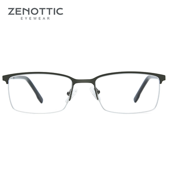 New arrival Semi-rimless frame shape Mem glasses Optical glasses frame