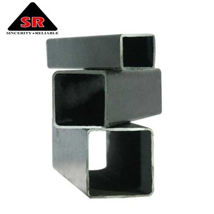 G30 G60 G90 GI Galvanized Steel Square Pipe For Industrial
