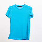 Wholesale Custom short sleeve cotton unisex summer comfortable T-shirt