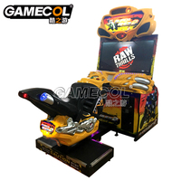 Original Refurbished Super Bikes 2 Coin Operated Arcade Games Machines Racing Game Machine Driving Simulator For Game Center