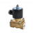 COVNA DN25 1 inch 2 Way 24 Volt Normally Closed Brass 2W-250-25 Solenoid Valve for Water