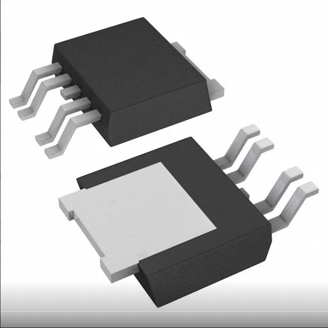 1PCS BTS6163D IC PWR SWITCH 60V HISIDE TO252-5 6163 BTS6163