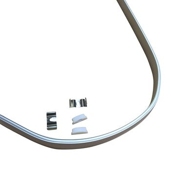 Flexible Led Aluminium Profile ,Free Bent Led Channel for Soft Strips