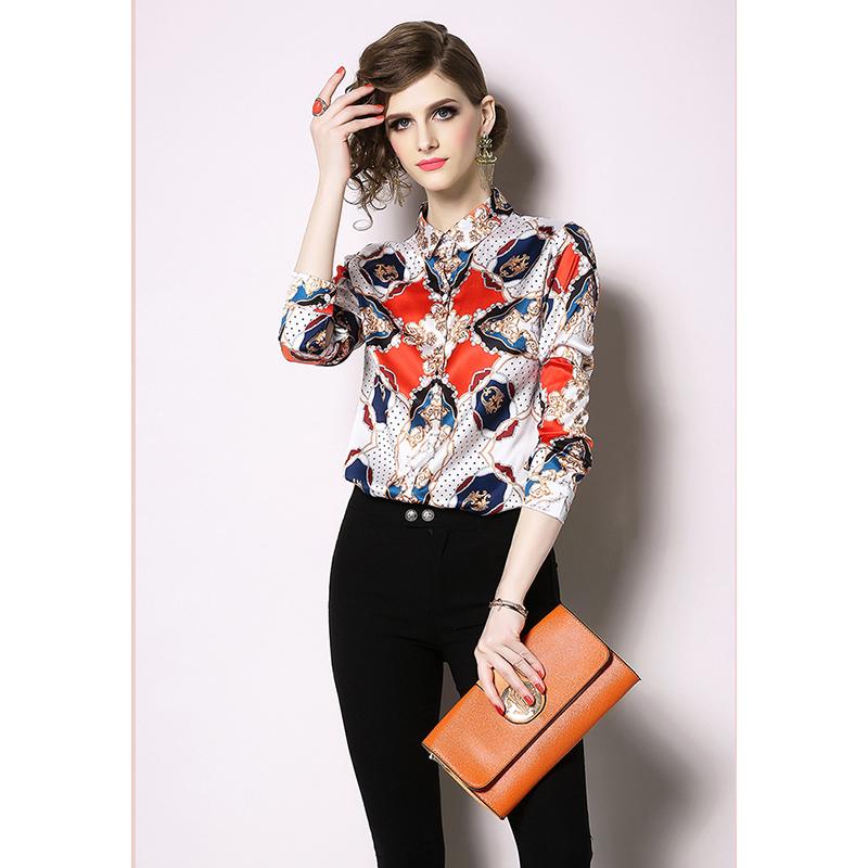 89d0bc7cf8b2 Venta al por mayor blusas de vestir elegantes-Compre online los ...