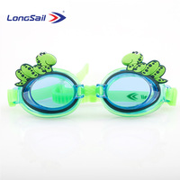 OEM Manufacturer Anti-fog Swimming Sport Goggles for Kids Children CE SGS