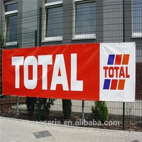 Customized design wholesale Outdoor printing pvc vinyl mesh banner for advertising
