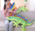 Animal gecko plush toy Stuffed Crawling Colorful Cartoon Creative Long Tail Animals Plushie Geckos New Kids Boys Gift