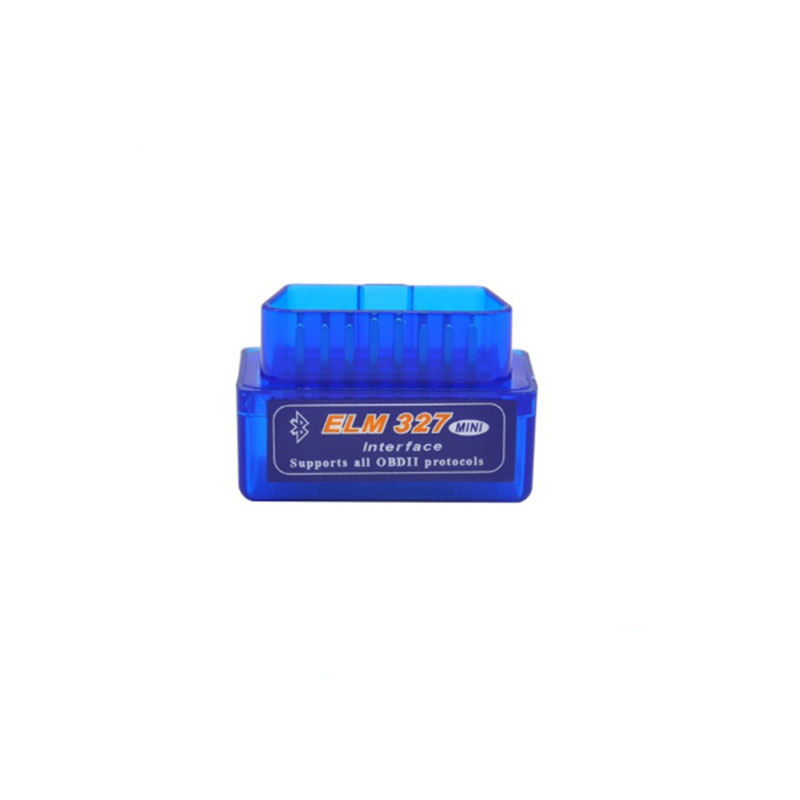 Alta Qualità E Migliore Prezzo Super Mini OLMO 327 bluetooth, ELM327 Interfaccia Bluetooth Per Auto Diagnostica Scanner OBD2 ELM327