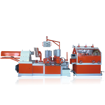 A LJT-4DHLC Automatic High Speed Cardboard Paper Tube Core Making Machine