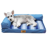 Wholesale Chew Resistant Anti-Skid Multiple Sizes and Colors Small Medium and Large Dog Beds Furniture
