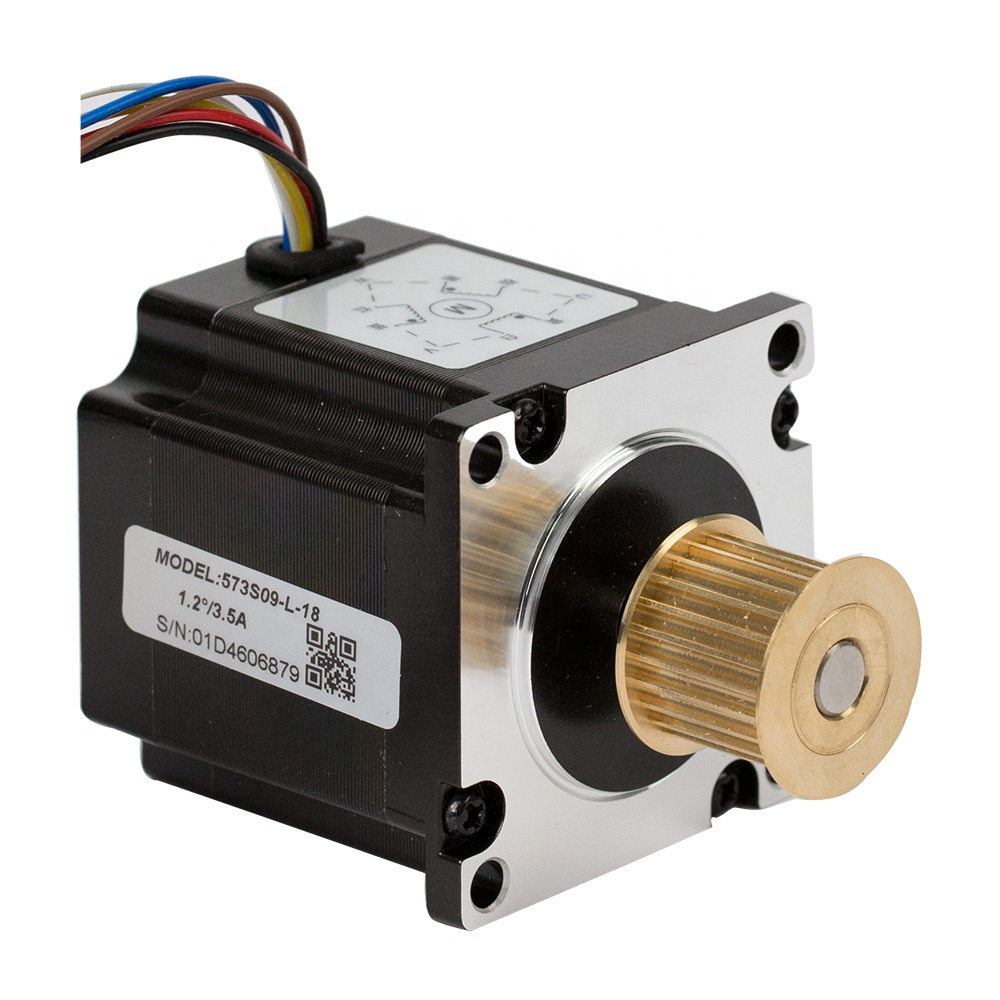 Leadshine 3-phase Digital Stepper Motor 573S09-L-18