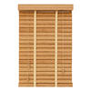 slats for outdoor bamboo venetian blinds components