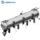 Jnban model low temperature energy saving vacuum belt dryer for instant milk products