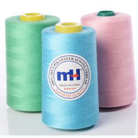 Industrial Sewing Machine Thread, 100% Polyester 50/3 Sewing Thread Wholesale