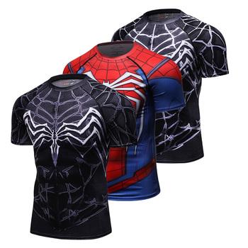 Marvel Super Héros Garçons T shirt 3d Imprimé Sublimation Hommes Vêtements Compression À Manches Courtes Plaine T shirts Pour Impression Buy T shirt
