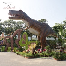 Parc d'attractions grandeur nature t-rex <span class=keywords><strong>dinosaure</strong></span> animatronic