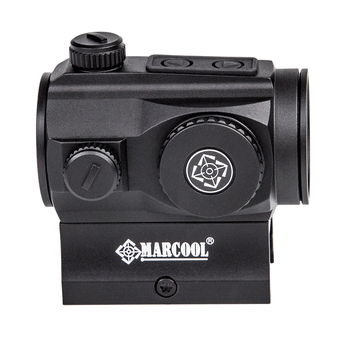 Marcool 2 MOA red dot sight for Glock Firearms made in China With High Mount