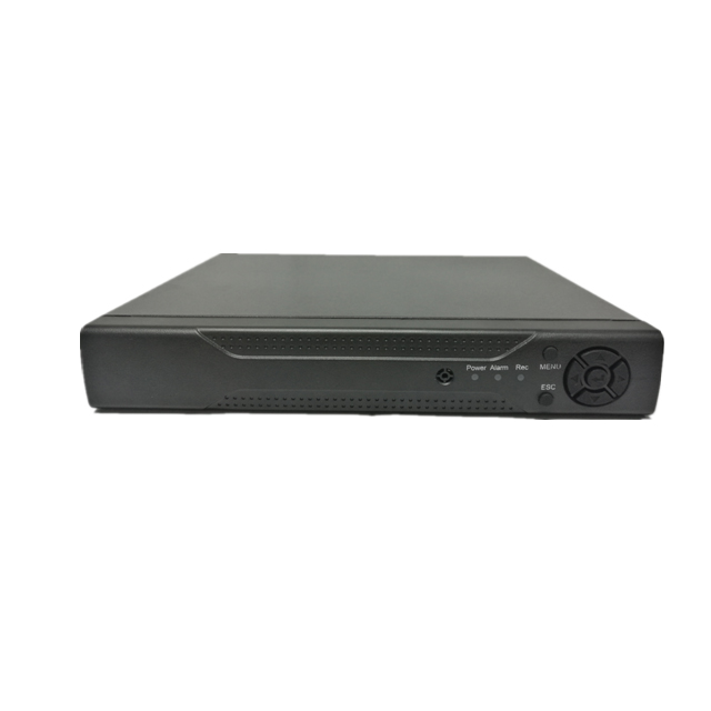 4ch intelligent video analysis software 6 in 1 AHD cctv <strong>dvr</strong>