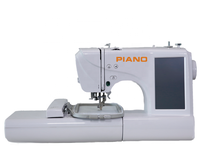 PA-ES5 HOUSEHOLDING SEWING AND EMBROIDERY MACHINE WITH BIG SCREEN