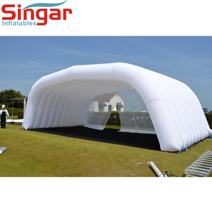 Cheap inflatable car tent,inflatable airoof tent for parking