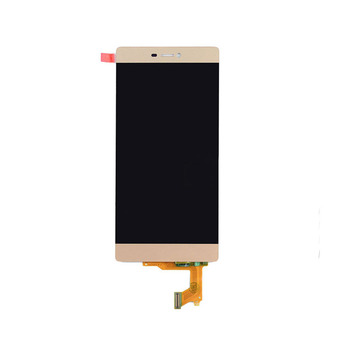 lcd display + touch digitizer with frame for Huawei Ascend P8 for Huawei P8 LCD assembly with frame