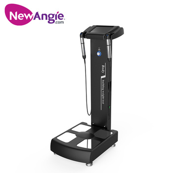 CE approved body fat measuring height weight device