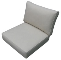 High Quality Outdoor Indoor Furniture Armchair Waterproof Sofa Cushion Patio Couch Cushions