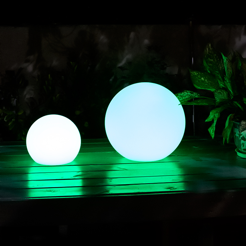 Colorful Outdoor Led Magic Lighting