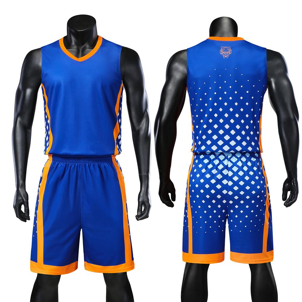730293dad8fc4 Homens reversíveis Basquete Jerseys Define Camisas Shorts Ternos Respirável  Impressão Personalizada Sorteio Kit Uniformes Da Equipe