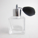 Good price for parfum airbag atomizer spray 100ml perfume cube glass bottle used for lady